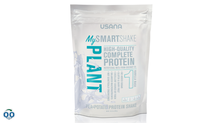 Usana mysmart™ shake plant shake base