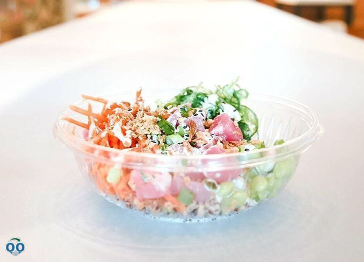 Look at this bowl, now look at your lunch