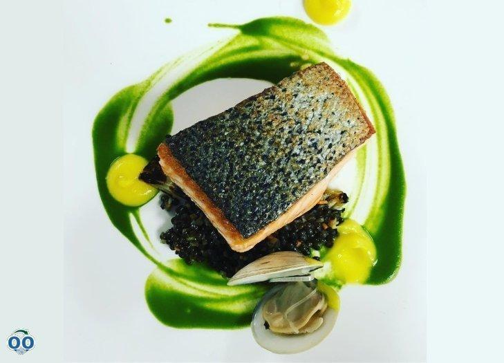 Skuna bay salmon