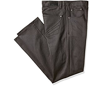 Akademiks Men's Big-tall Culture Denim Jean B&t Charcoal 40x34