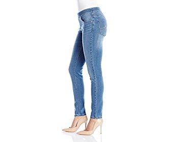 Lee Women's Modern Series Midrise Dream Jean - Harmony Legging Soar 18