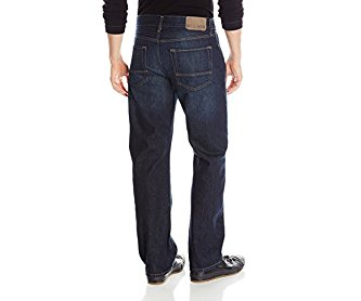 Nautica Men's Relaxed Jean Submerge Navy33Wx34L