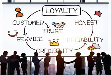 Build Loyalty & Credibility