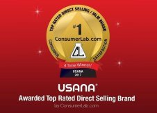 USANA is the top-ranked choice for consumers !!