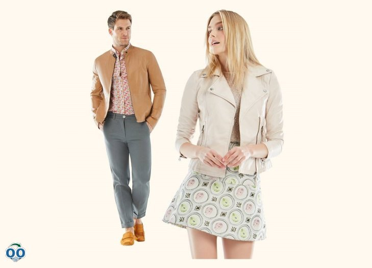 Perfect spring outerwear