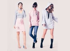 Boutique Five distressed & destroyed styles, from A'GACI
