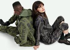 Military must-haves, revised and updated, from G-Star Raw