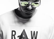With distinct straight-cut lenses, from G-Star Raw