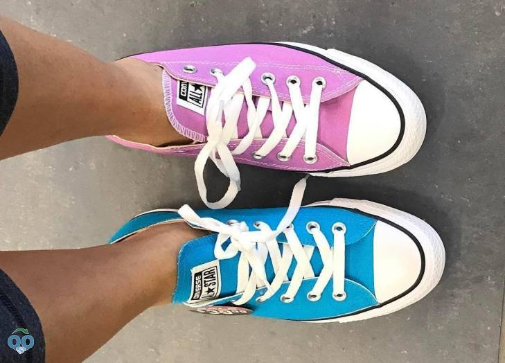 We've got converse chuck taylors in every color
