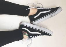 Everybody has oldskool shoes, from Journeys