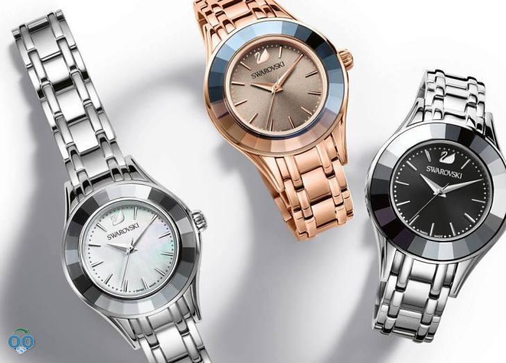 Discover Swarovski's latest timepieces