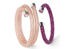Introducing a style favorite in darling, delicate shades, from Swarovski