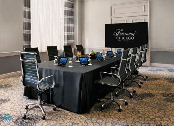 Embassy Room, Fairmont Chicago