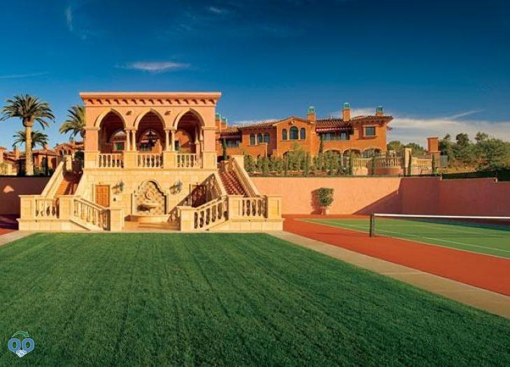 Tennis Courts, Fairmont Grand Del Mar