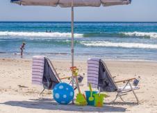 The Grand Beach Service, Fairmont Grand Del Mar