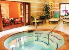 The Spa Whirlpool, Fairmont Grand Del Mar