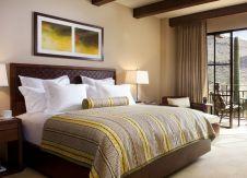 Canyon View Rooms each feature warm Southwestern décor, The Ritz-Carlton