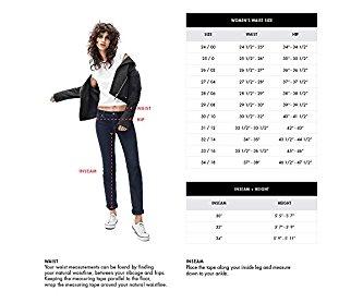 Calvin Klein Jeans Women's Straight Leg Jean Leg Dark Used 28x32