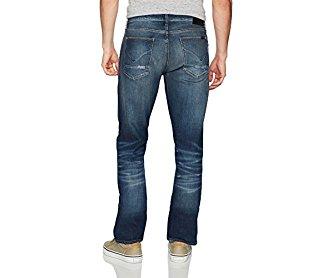 Hudson Jeans Men's Byron 5 Pocket Straight Leg Jean Distortion 42