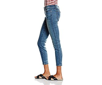 Joe's Jeans Women's Eco Friendly Vixen Sassy Skinny Ankle Jean in Ruthie Ruthie 26