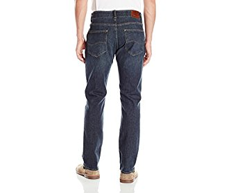 Lee Men's Modern Series Extreme Motion Straight Fit Tapered Leg Jean - 31W x 32LMaverick