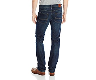 Lee Men's Modern Series Slim Fit Straight Leg Jean Eagle Eye 34W x 32L