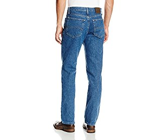 Lee Men's Regular Fit Bootcut Jean Pepper Stone 34W x 32L