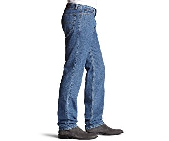 Lee Men's Relaxed Fit Straight Leg Jean Pepperstone 42W x 30L