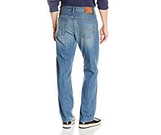 Lucky Brand Men's 181 Relaxed Straight-Leg Jean Appalachian  31x32