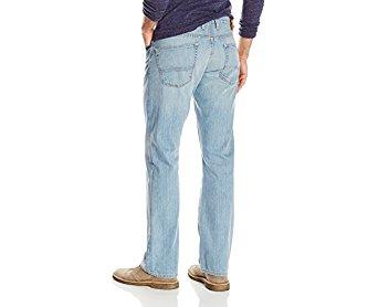 Lucky Brand Men's 221 Original Bootcut Jean In GlacialGlacial33x32