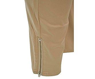 Tommy Hilfiger Women's Jeans 32 (Eu) Beige Beige Beige