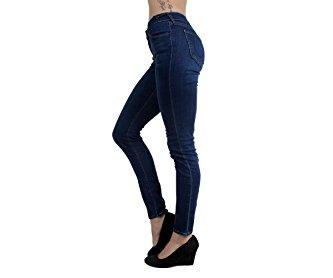 True Religion Abbey Super Skinny Jean in Tinted Dream